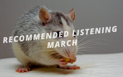 Recommended Listening – More Cheese, Less Whiskers