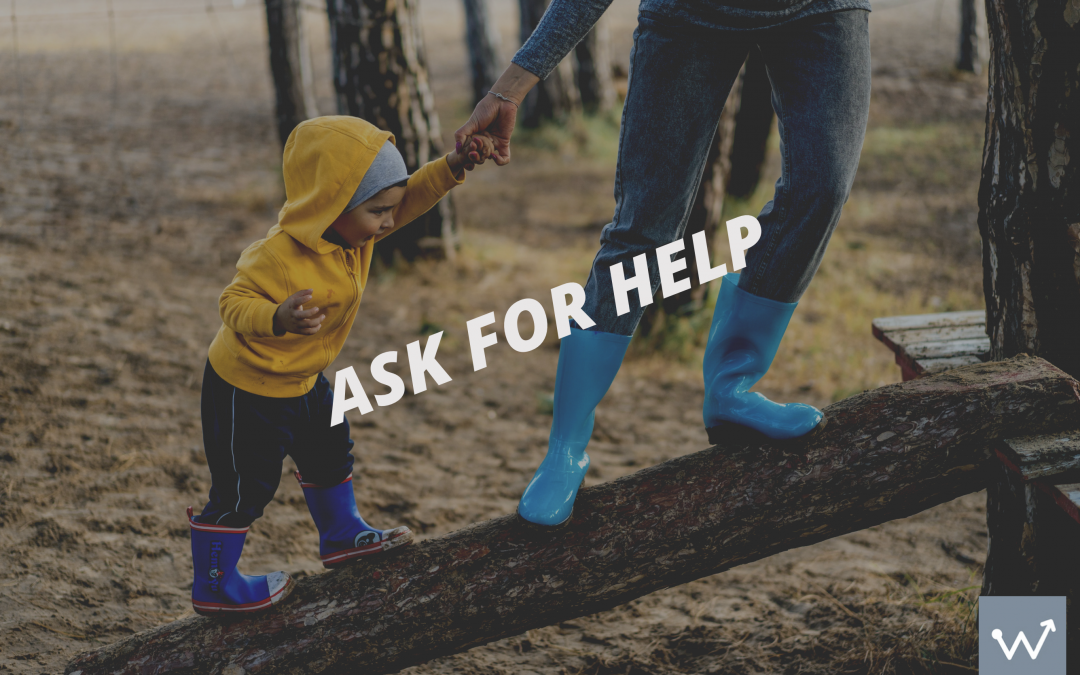 Ask for help sooner
