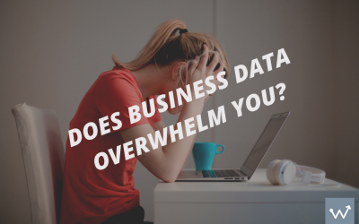 Does business data overwhelm you?
