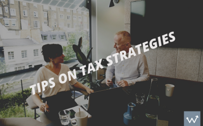 Tip on tax strategies