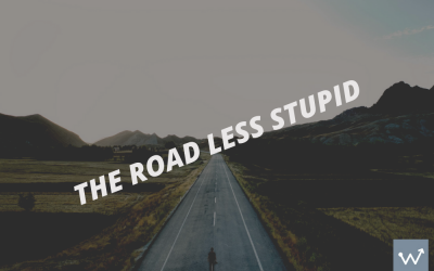 The road less stupid.
