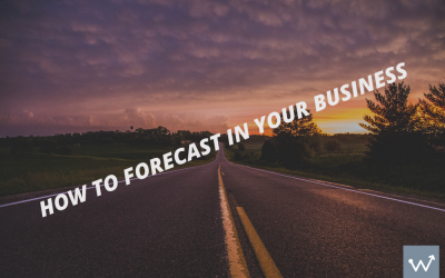 How to forecast in your business
