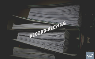 Is your record keeping and are your books in good order all the time?